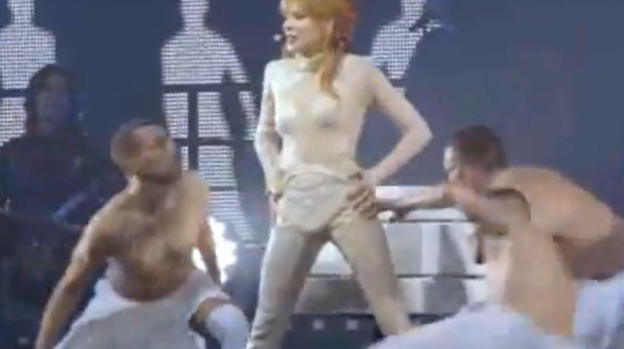 Les fans de Mylène Farmer en colère à cause de son album live