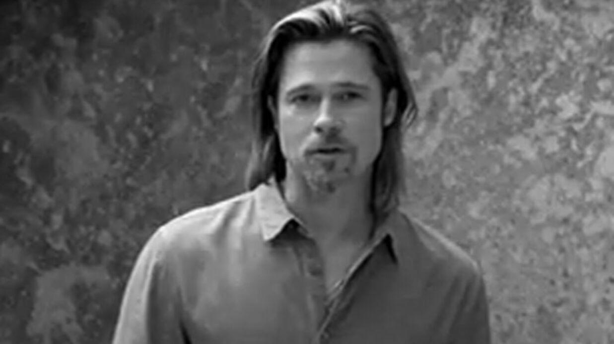VIDEO Brad Pitt joue les séducteurs pour Chanel n°5