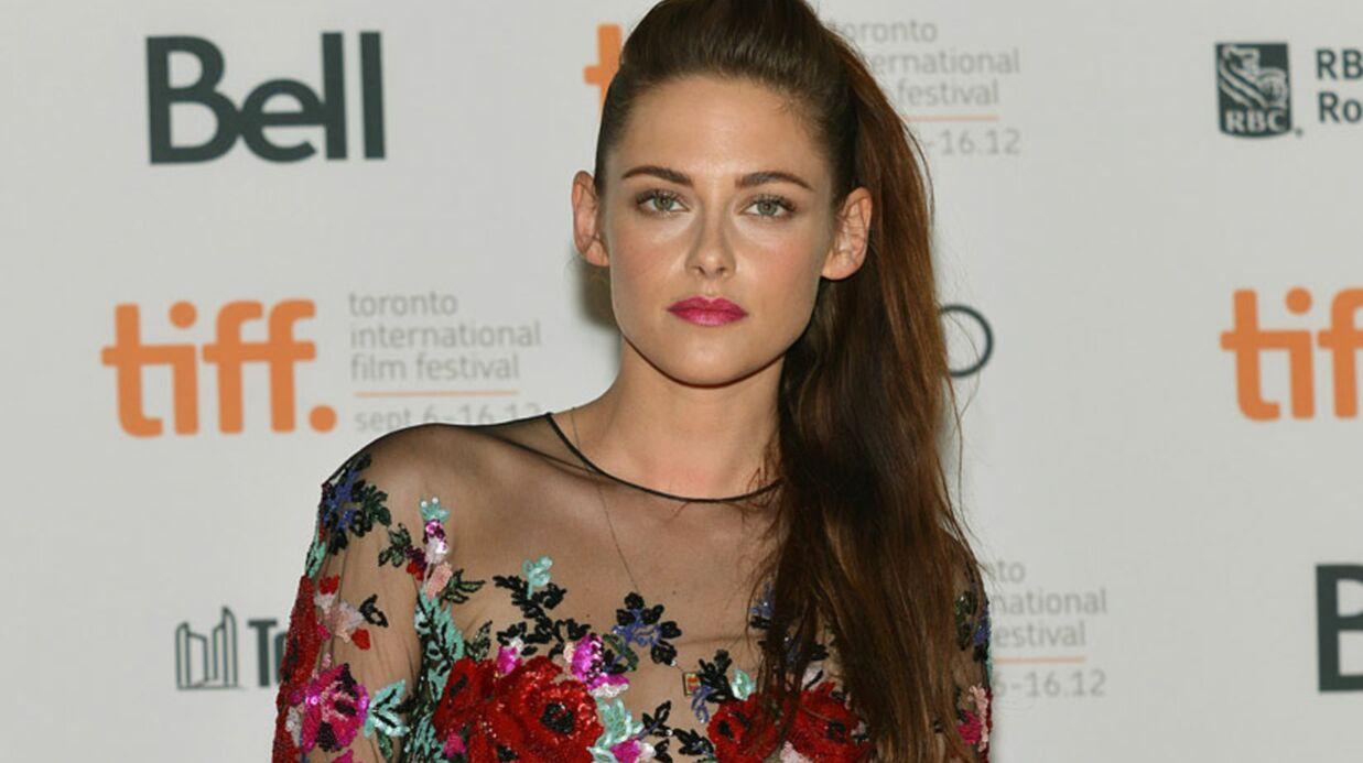 Kristen Stewart craint pour sa vie
