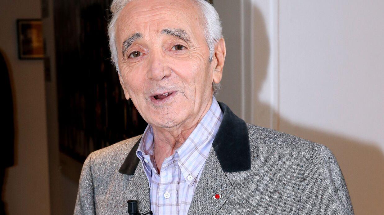 Charles Aznavour: rétabli, il a quitté l'hôpital