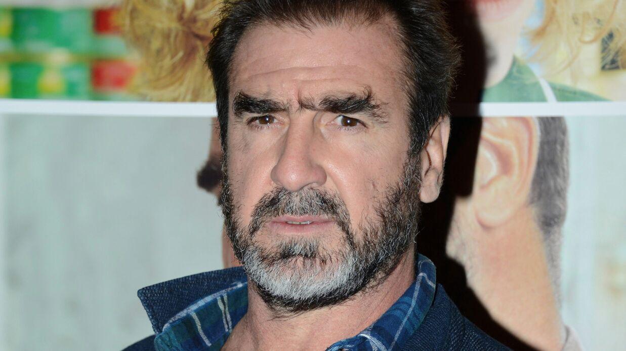 Eric Cantona pose entièrement nu avec sa femme, pour ELLE