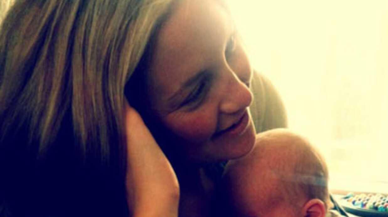 Kate Hudson: la première photo de son fils Bingham