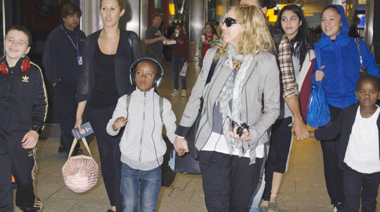 Madonna fête son anniversaire à Londres
