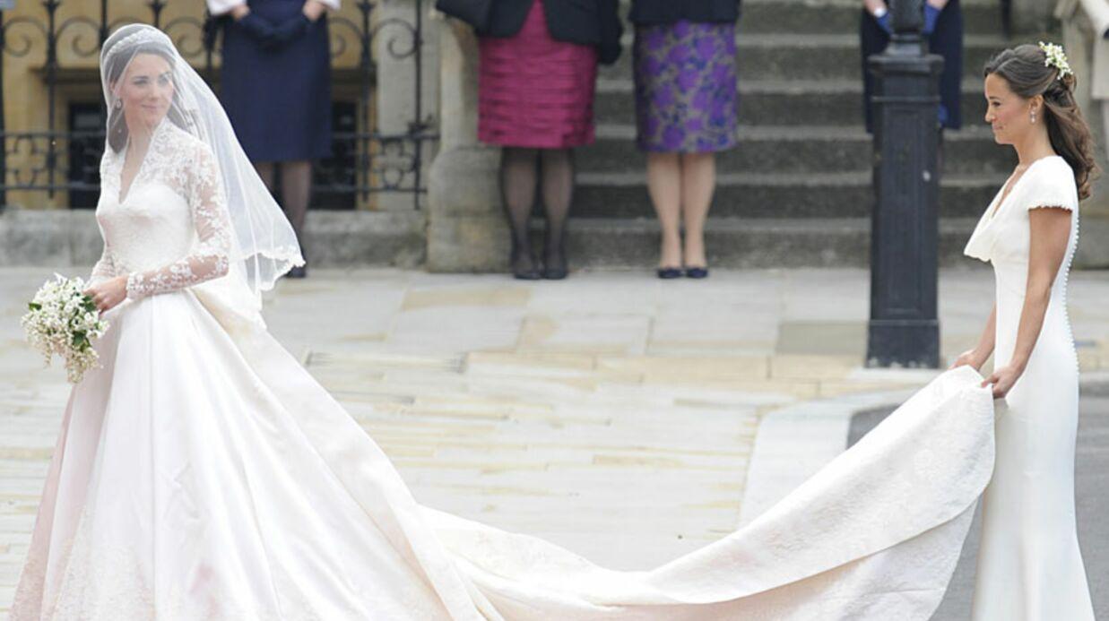 Pippa Middleton: sa robe de demoiselle d'honneur est en vente