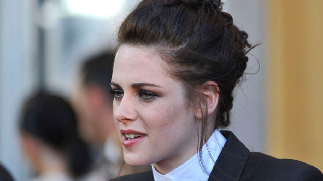 Kristen Stewart en a assez de passer pour la méchante