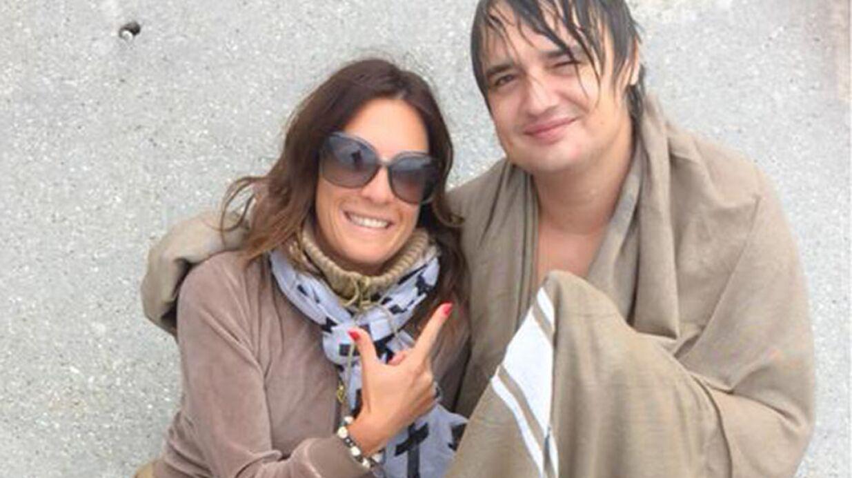 PHOTO Eve Angeli passe son samedi avec… Pete Doherty!