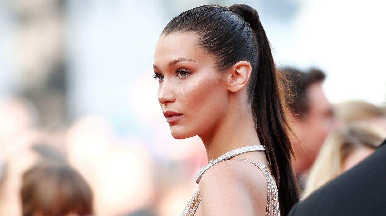 PHOTO Après le cliché topless, Bella Hadid pose entiè­re­ment nue
