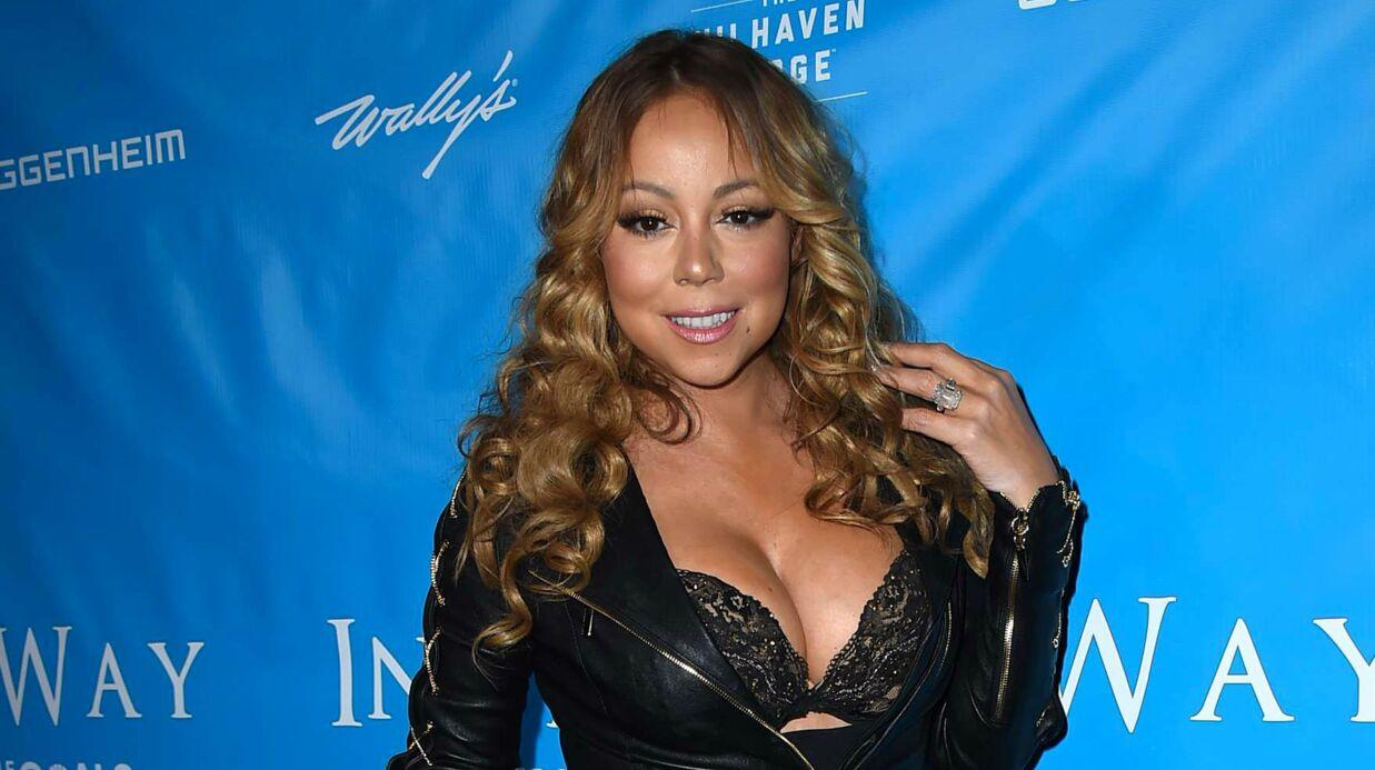Mariah Carey: deux aéroports censurent l'affiche trop sexy de son concert