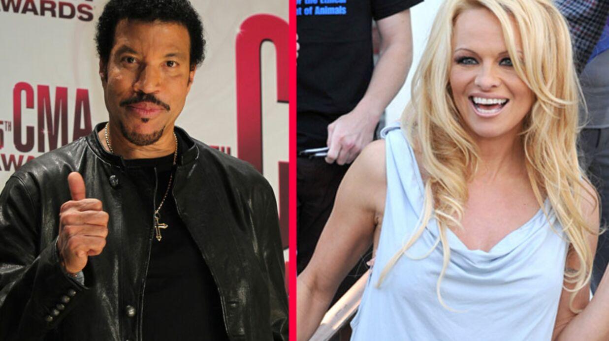 Pamela Anderson et Lionel Richie délinquants du fisc