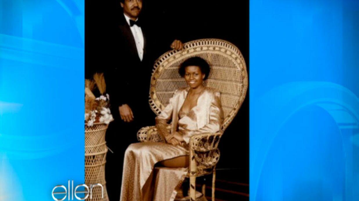 VIDEO Ellen DeGeneres fiche la honte à Michelle Obama