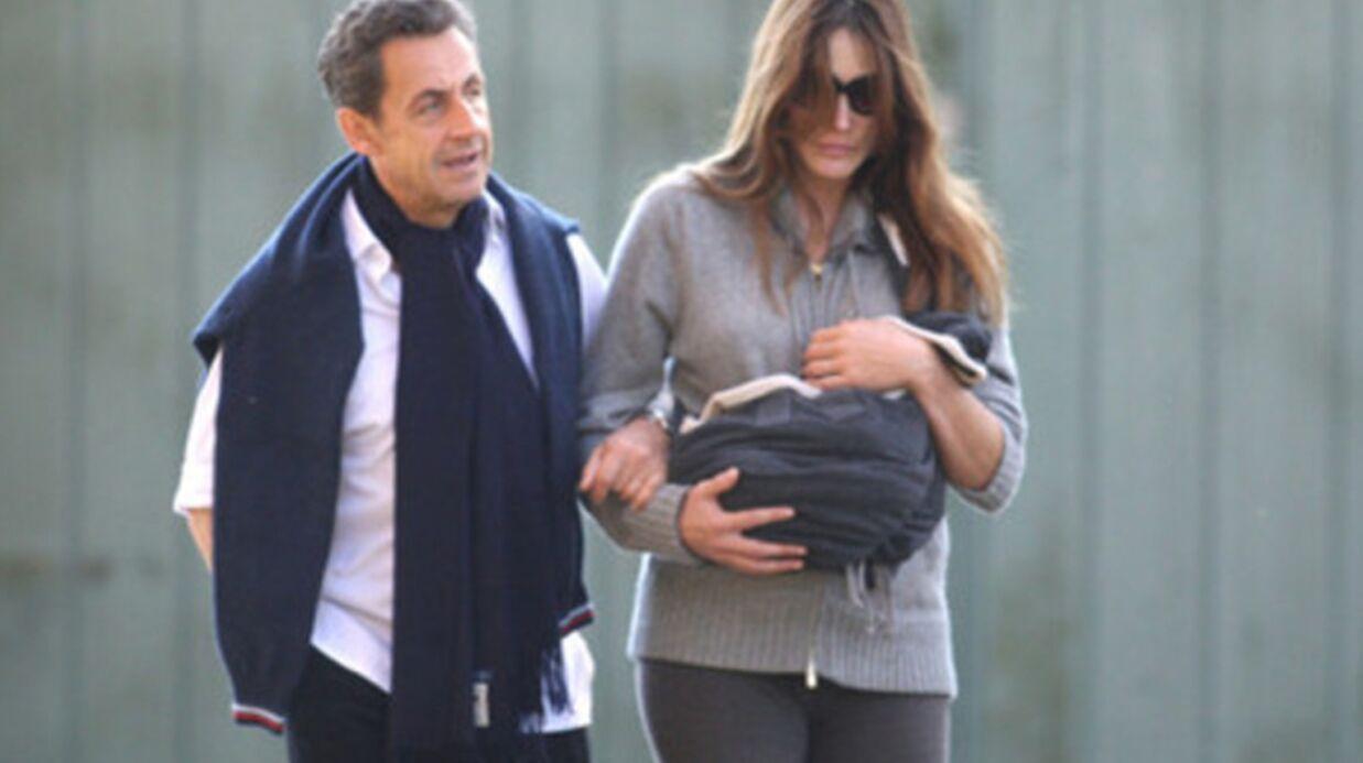 Nicolas Sarkozy grand-père: Jean vient d'avoir une petite fille