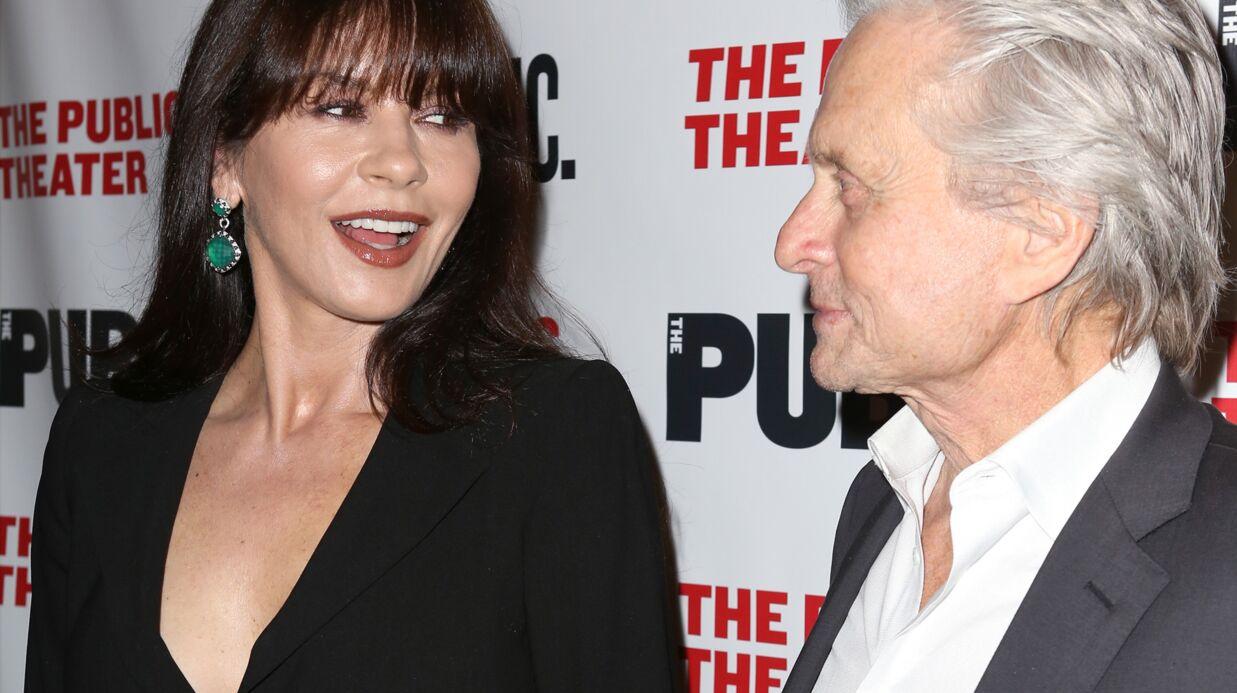 Catherine Zeta-Jones et Michael Douglas: leur rupture est derrière eux, la preuve en image