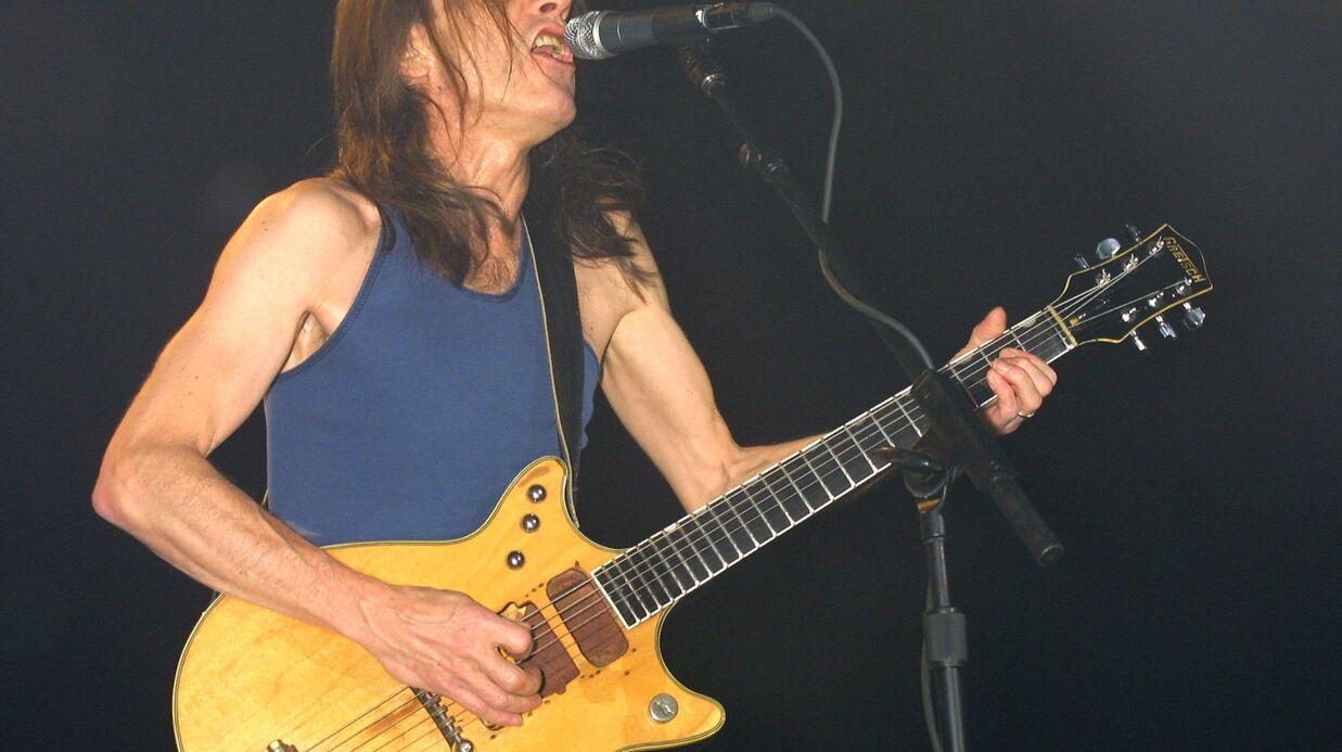 Malcolm Young: malade, le guitariste d'AC/DC pourrait ne jamais refaire de scène