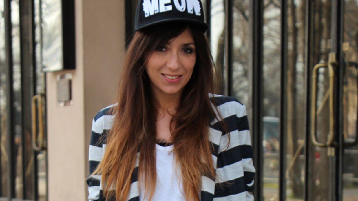Pour MarieLuvPink, l'accessoire de ce printemps/été, c'est la casquette!
