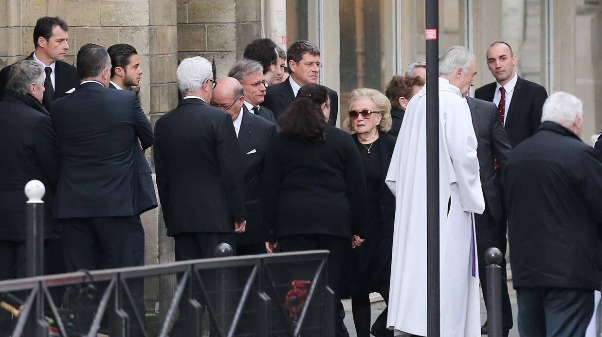 Obsèques de Laurence Chirac: l'adieu de Jacques et Bernadette Chirac à leur fille aînée
