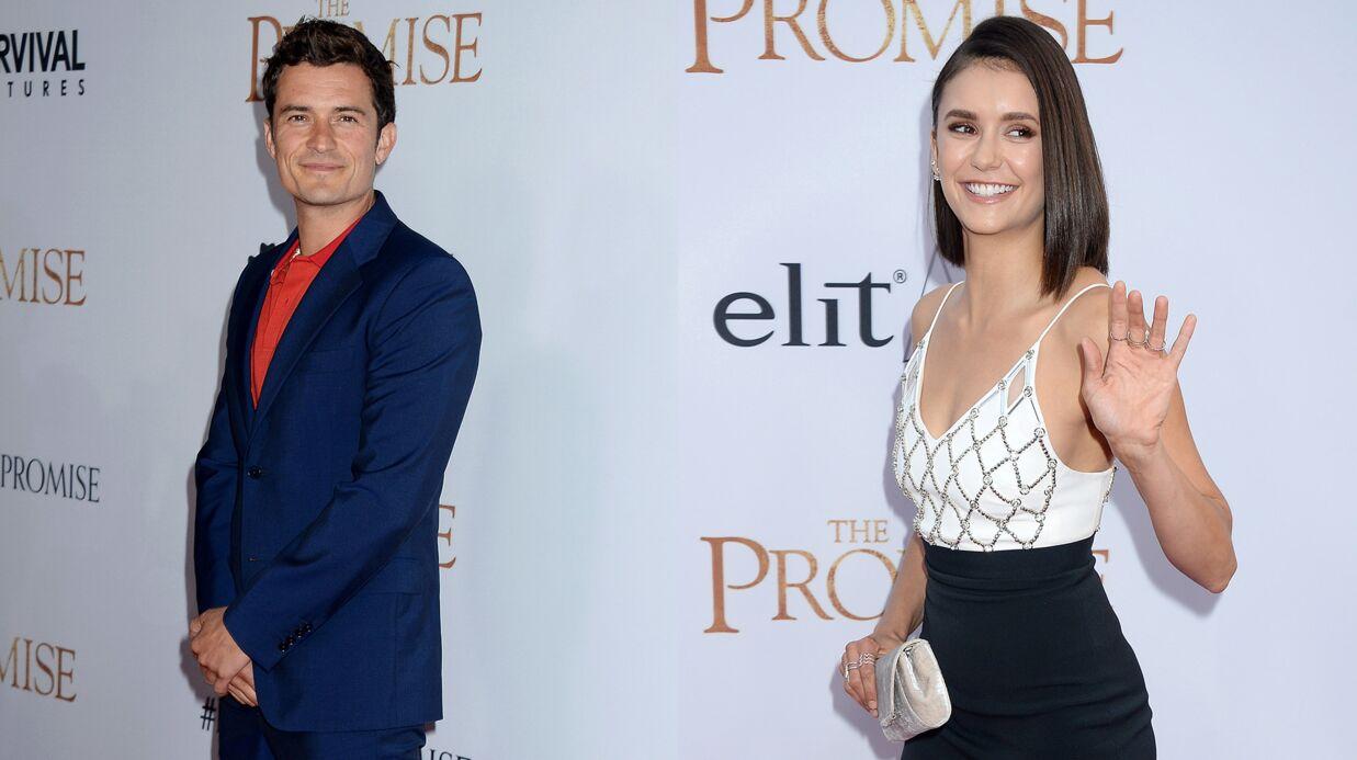 Orlando Bloom: séparé de Katy Perry, il se rapproche d'une actrice de la série Vampire Diaries