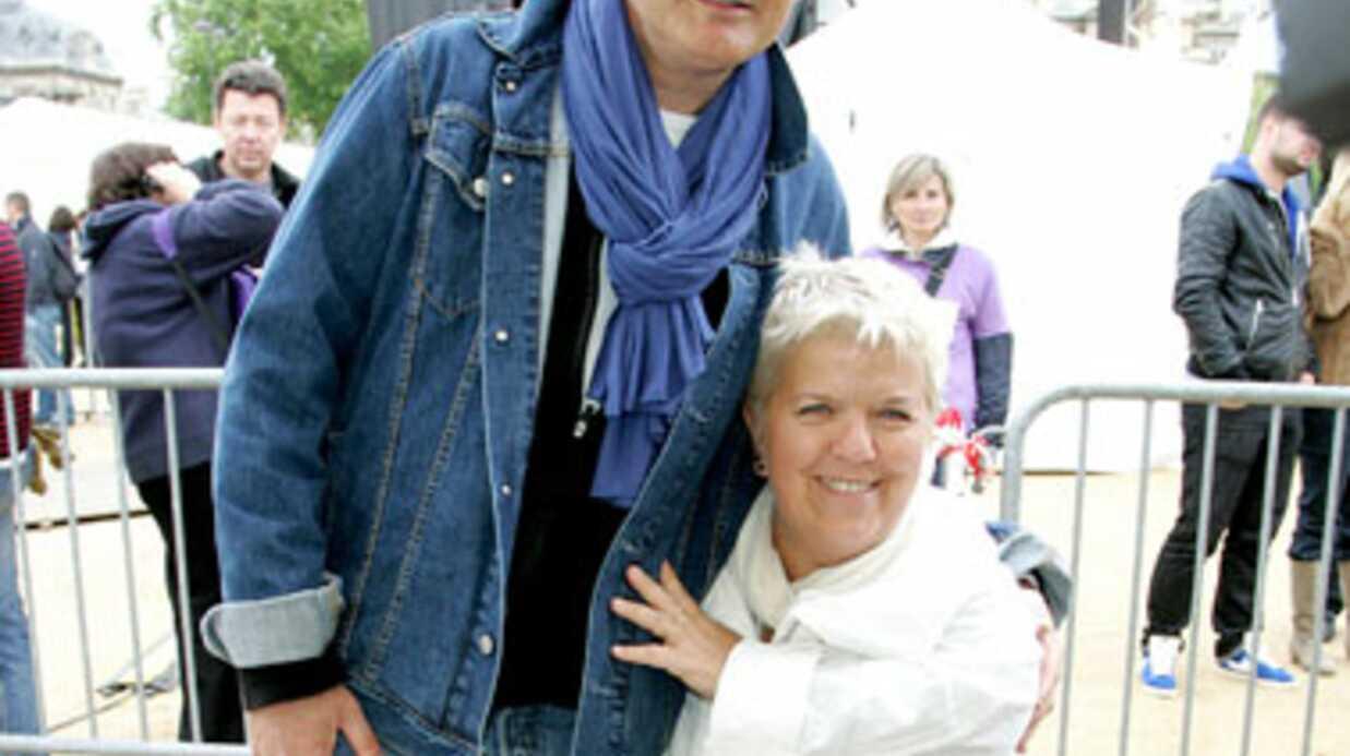 Mimie Mathy raconte son bonheur avec Besnoit