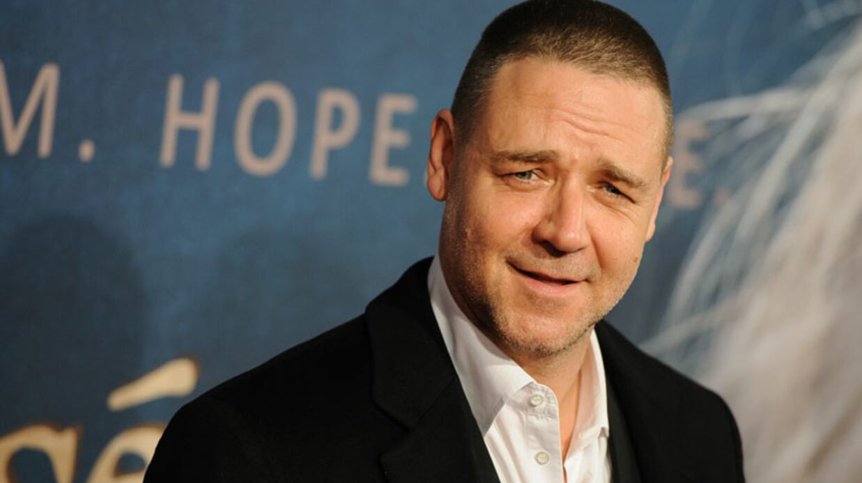 Russell Crowe veut sauver son mariage