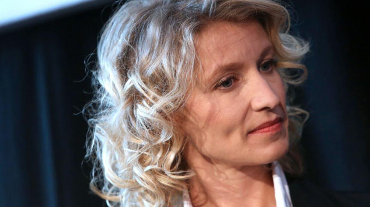Alexandra Lamy évoque sa «difficile» rupture avec Jean Dujardin