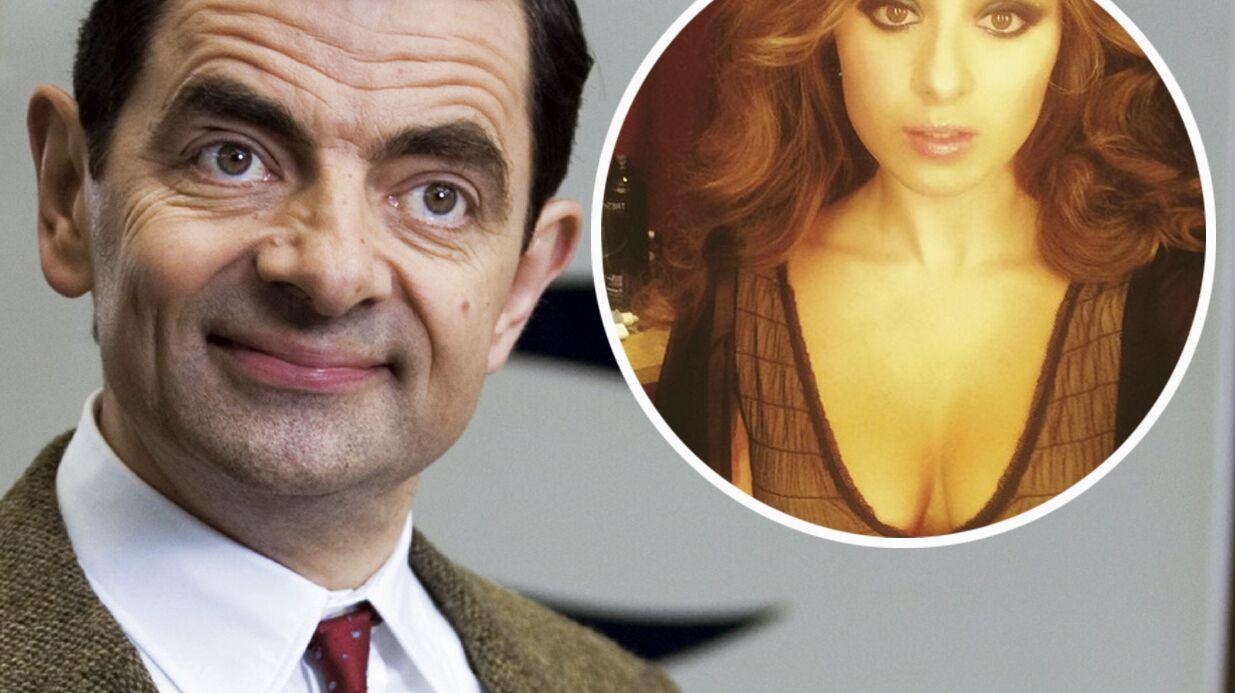 PHOTOS Découvrez Lily, la très charmante fille de Rowan Atkinson (Mr Bean)