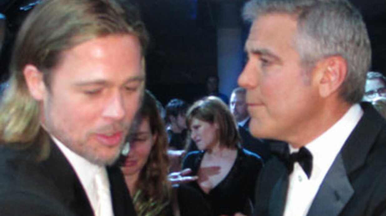 George Clooney: ami avec Brad Pitt? Pas tant que ça…