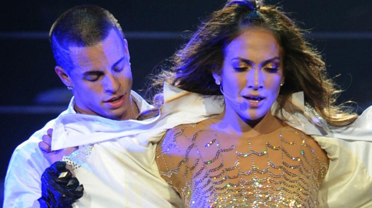 Jennifer Lopez poste un cliché chaud pour la Saint-Valentin