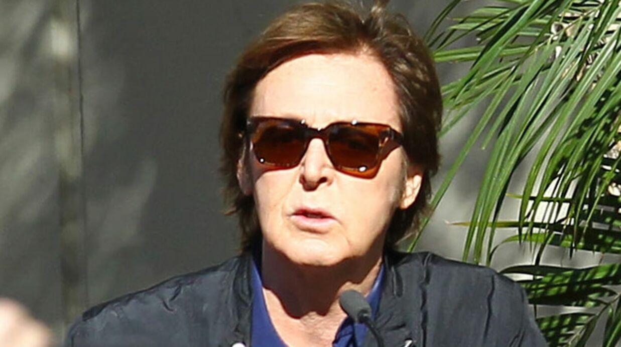 Paul McCartney abandonne la drogue pour sa petite fille