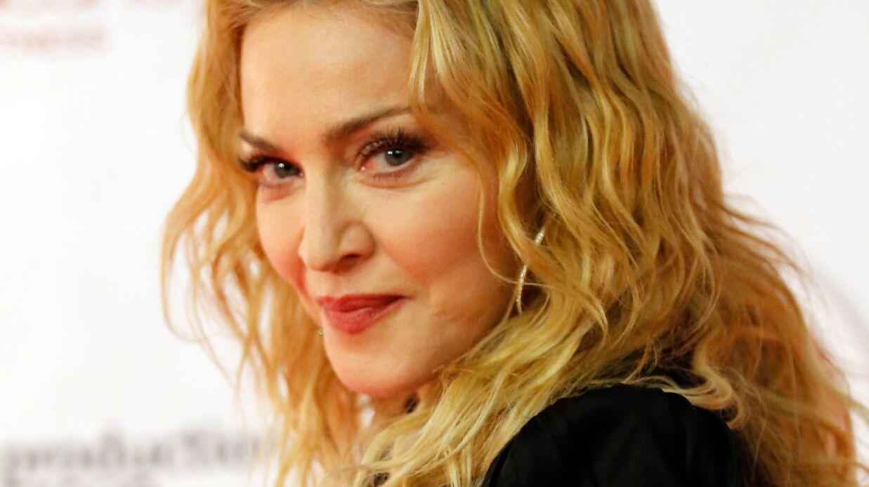 Pour Madonna, 50 nuances de Grey est un roman pour «puceau»