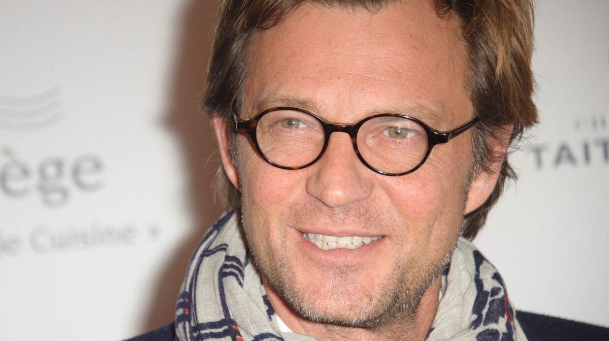 Laurent Delahousse fait (discrètement) la promotion du nouveau téléfilm d'Alice Taglioni