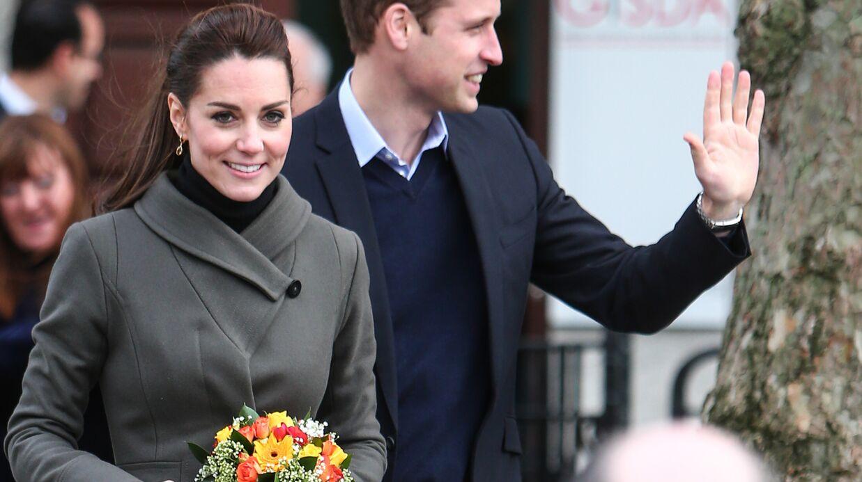 Kate Middleton avec William et Harry en France cet été
