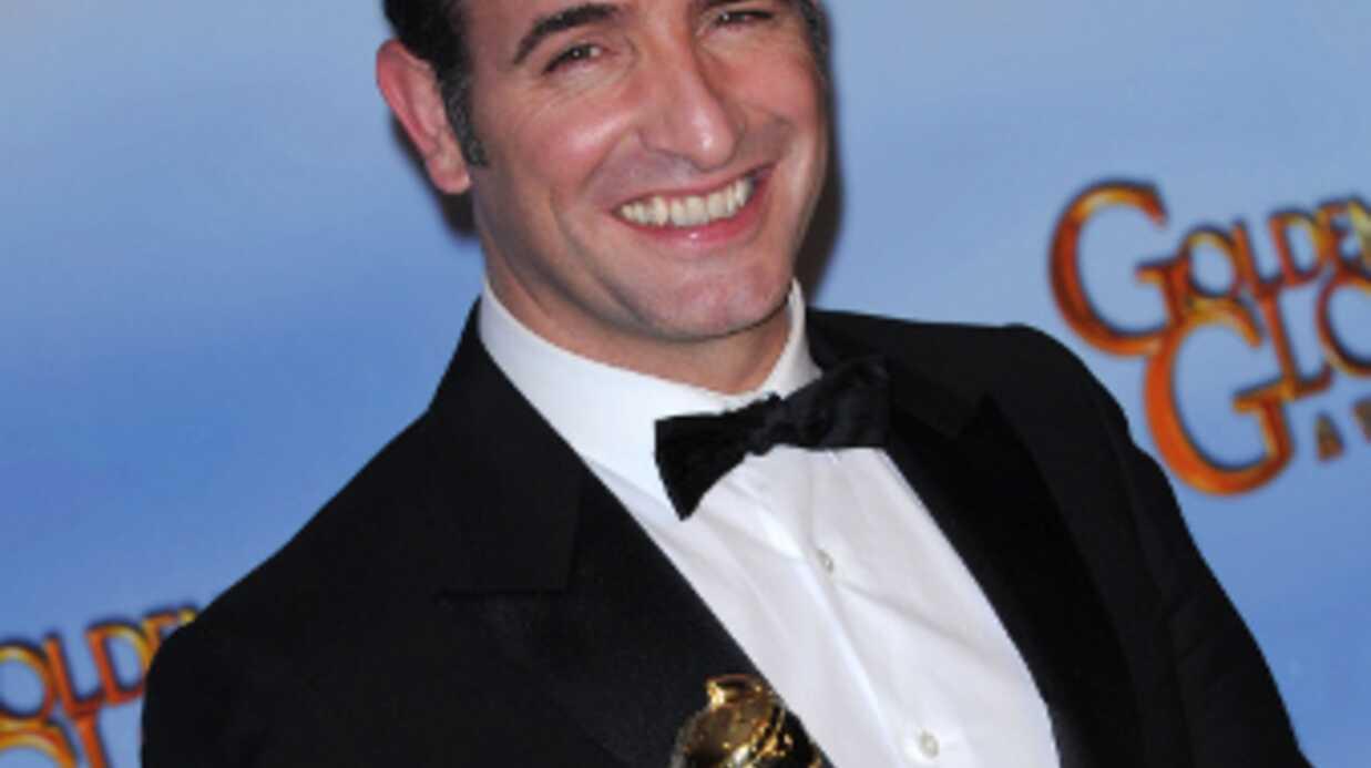VIDEO Jean Dujardin et The Artist triomphent aux Golden Globes
