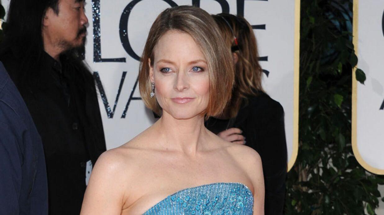 La sexualité de Jodie Foster s'invite aux Golden Globes