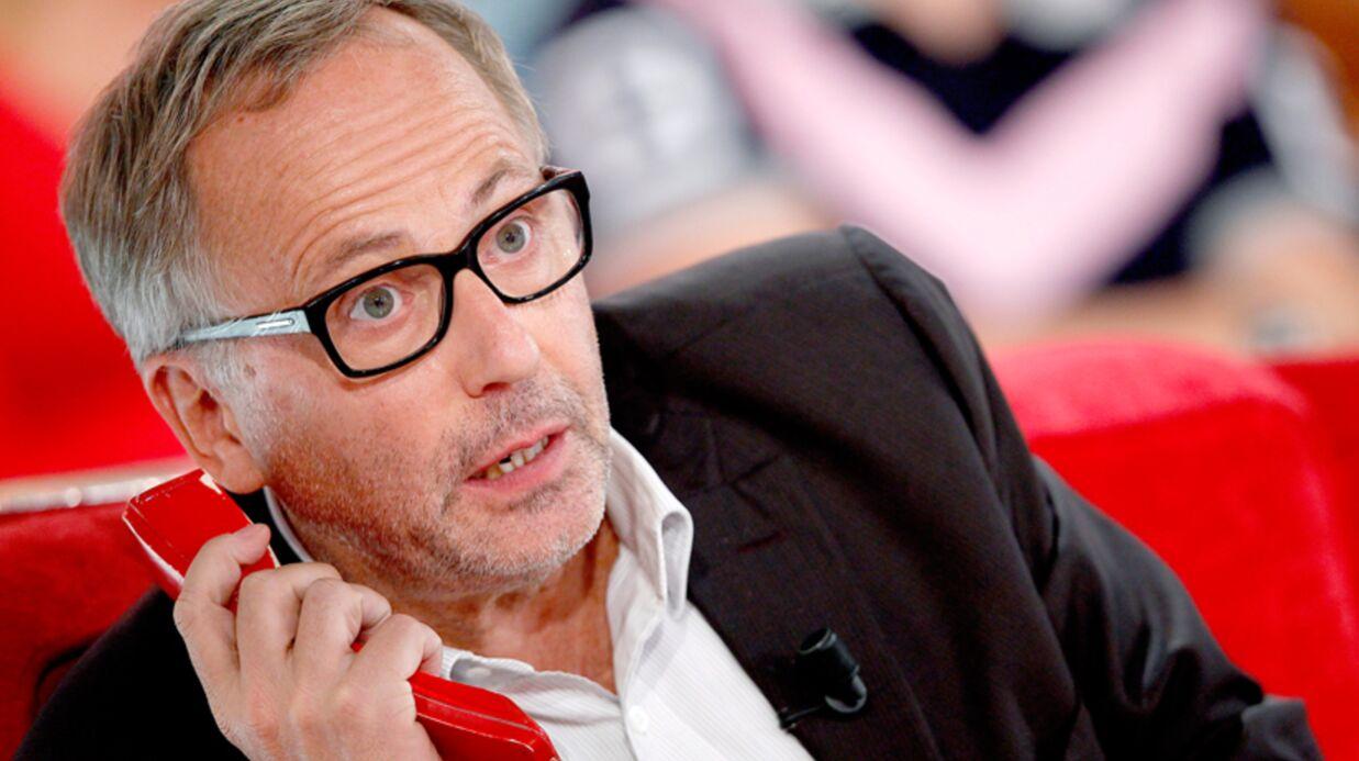 Fabrice Luchini a été victime d'une infection pulmonaire