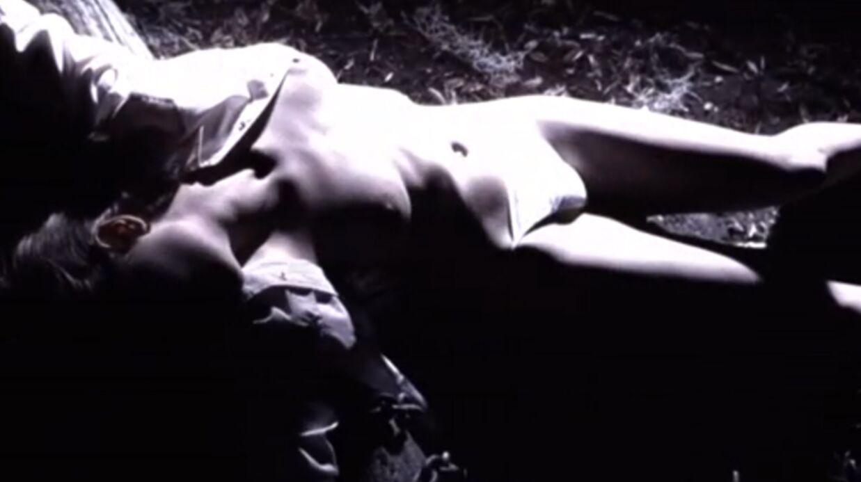 VIDEO Katie Holmes topless dans la scène la plus hot du siècle