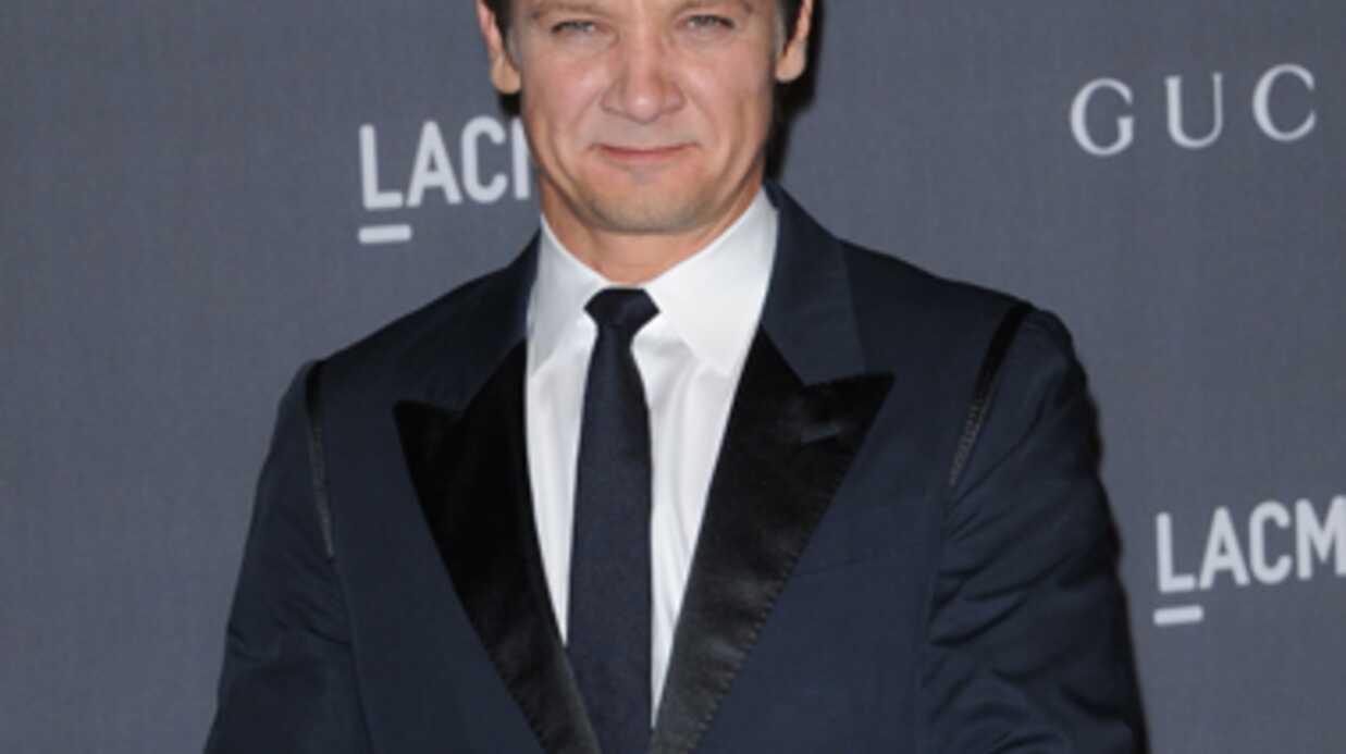 Jeremy Renner (Jason Bourne: l'héritage) bientôt papa