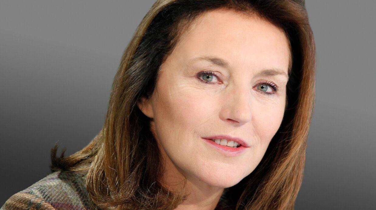 Cécilia Attias soutient Valérie Trierweiler
