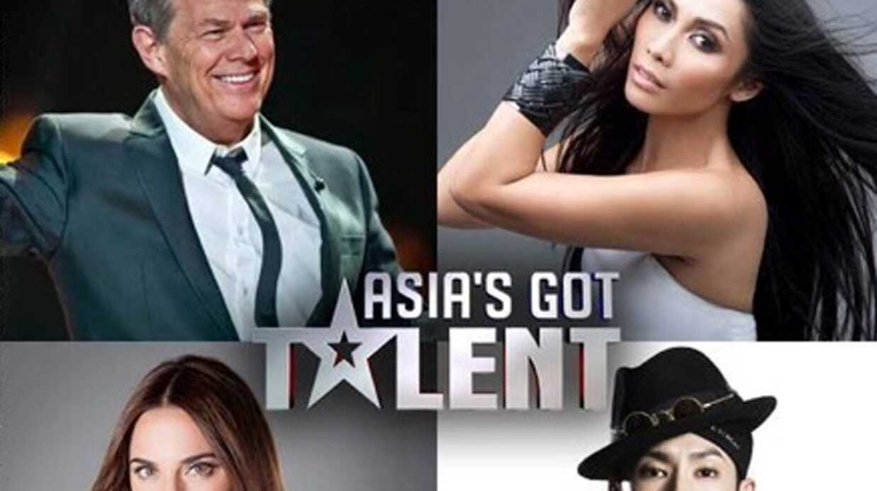 Anggun rejoint le jury de L'Asie à un incroyable talent avec Mel C des Spice Girls