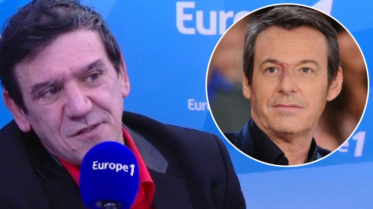 Jean-Luc Reichmann ne supportait plus que Christian lui vole la vedette? Le candidat défend l'animateur