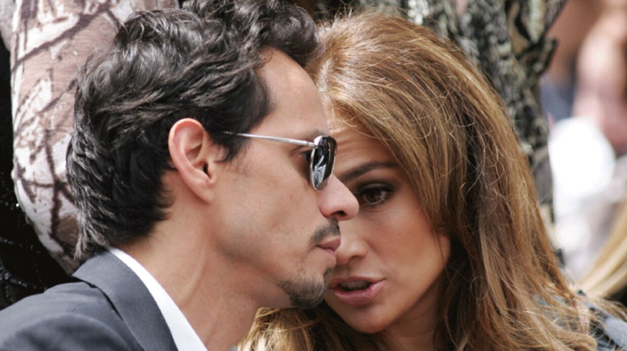 Jenni­fer Lopez et Marc Anthony : le divorce !