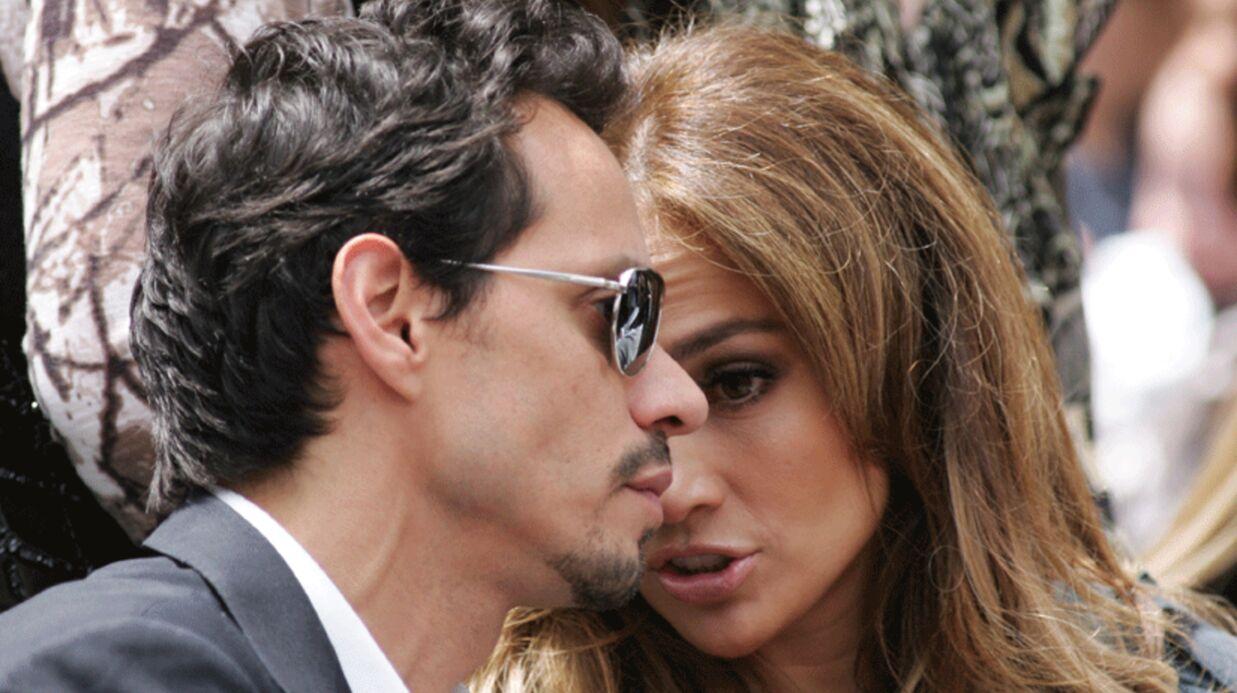 Jennifer Lopez et Marc Anthony: le divorce!