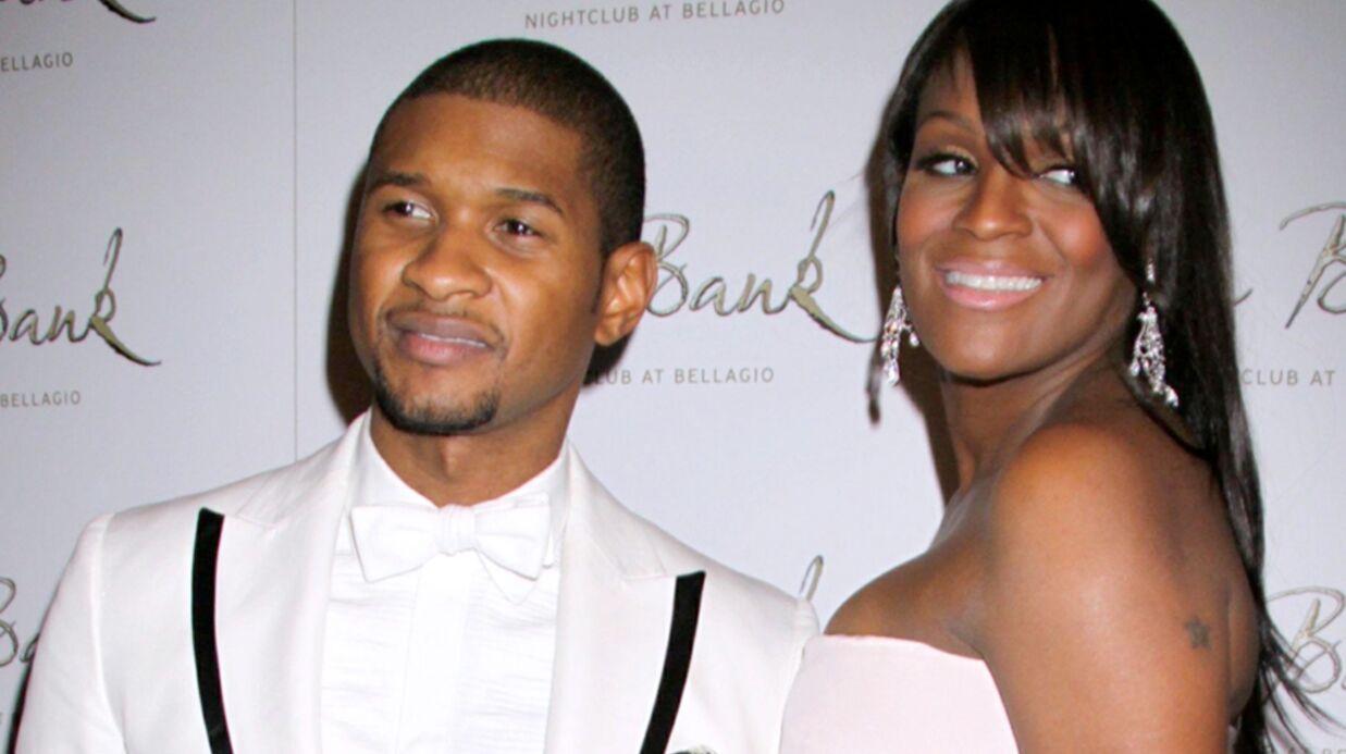 L'ex-femme d'Usher contrainte de débrancher son fils?