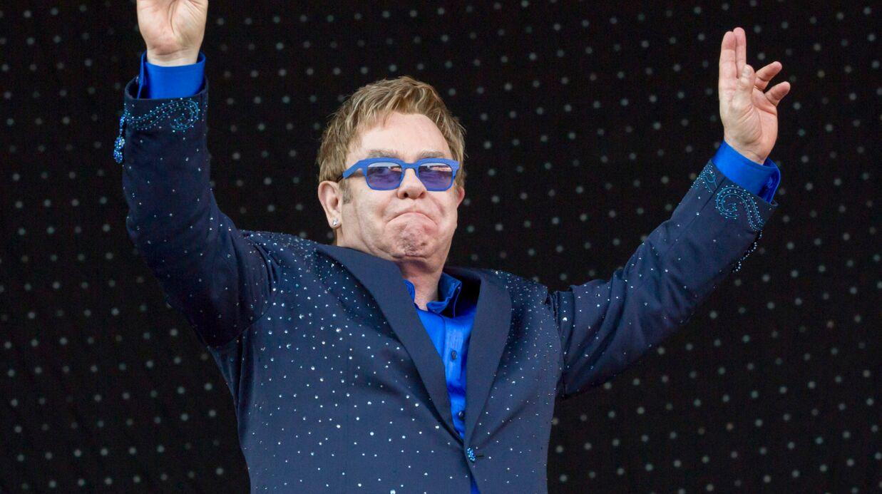 Elton John arrête sa carrière pour se consacrer à ses enfants