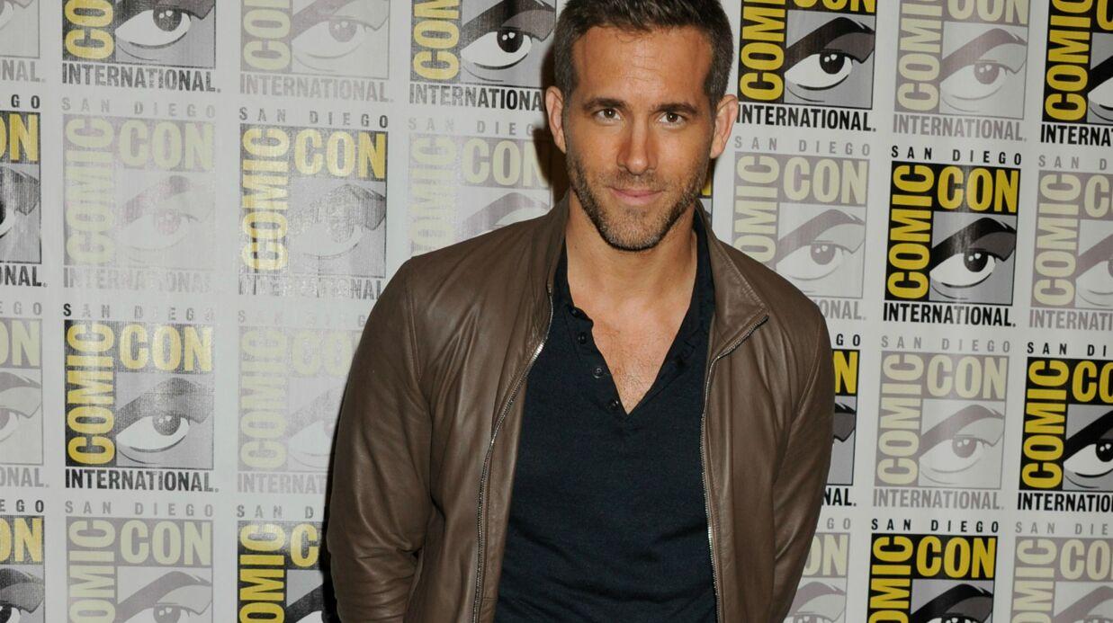 Ryan Reynolds a peur que sa fille devienne vulgaire