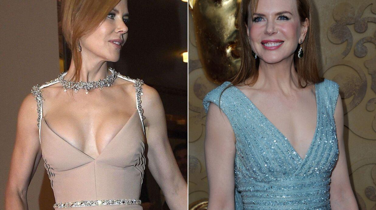 PHOTOS Nicole Kidman a-t-elle eu recours à une augmentation mammaire?