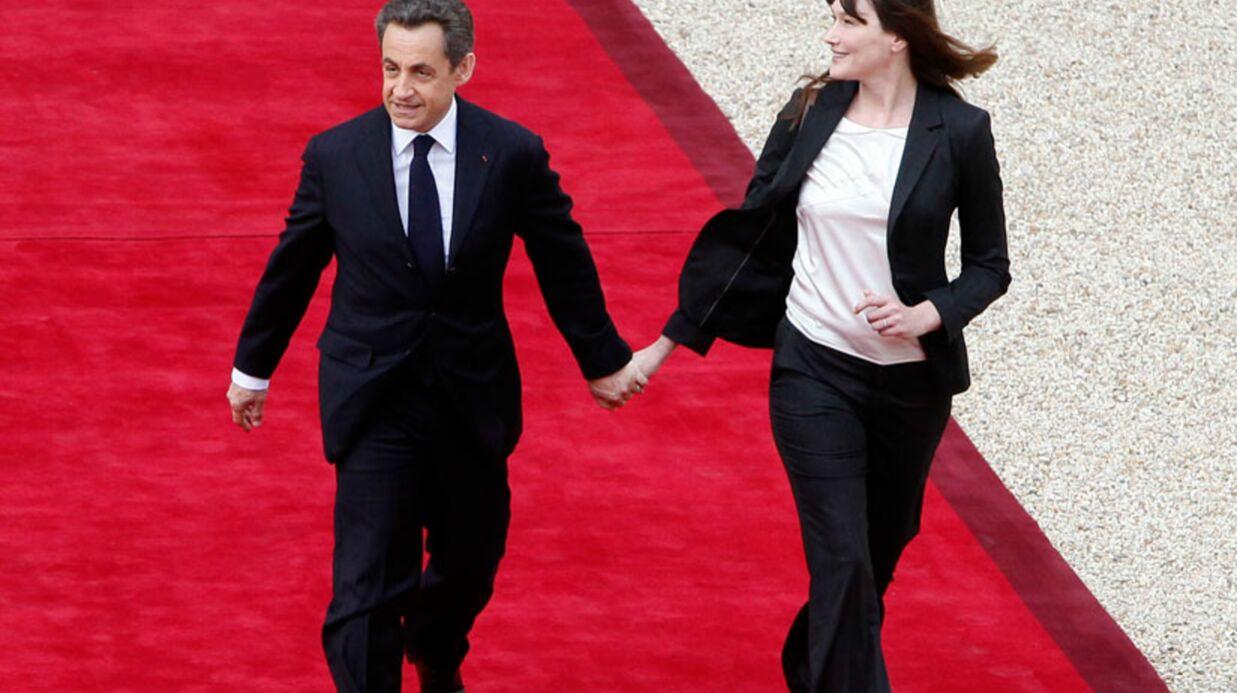 Carla Bruni: un nouvel album pour son mari mais contre les médias