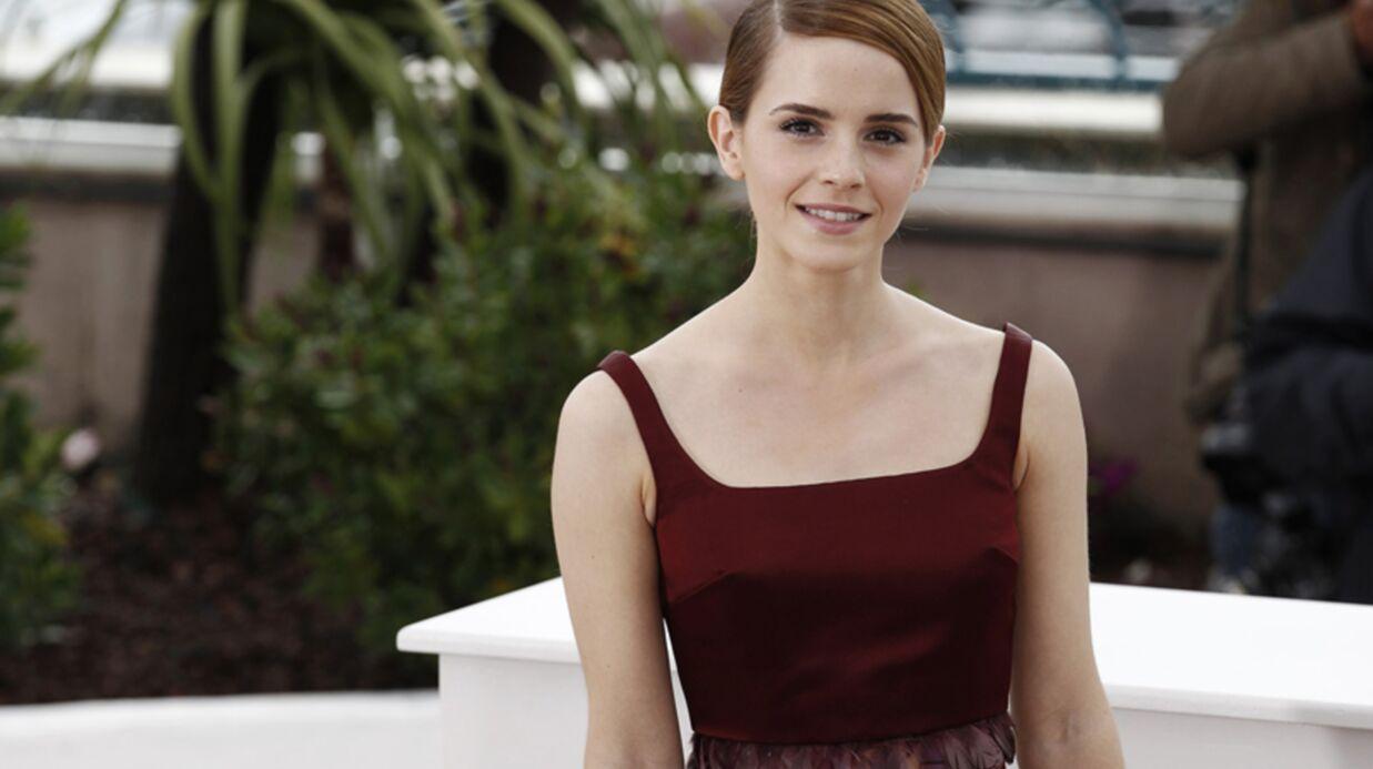 DIAPO Cannes: Emma Watson illumine la Croisette pour The bling ring