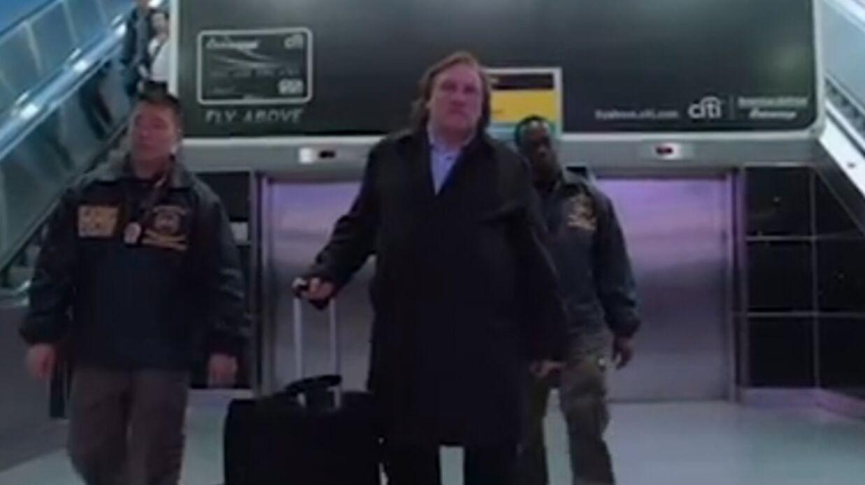 VIDEO Les premières images très chaudes du film sur DSK avec Gérard Depardieu
