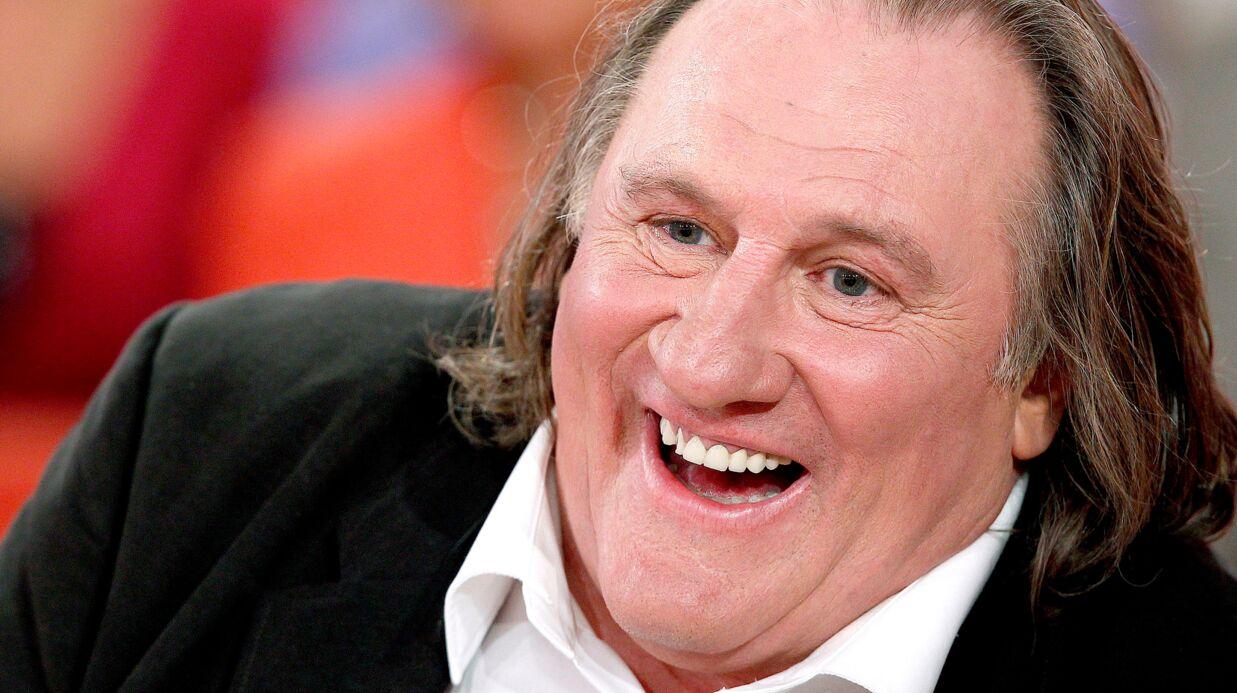 Gérard Depardieu sacré acteur français préféré des étrangers