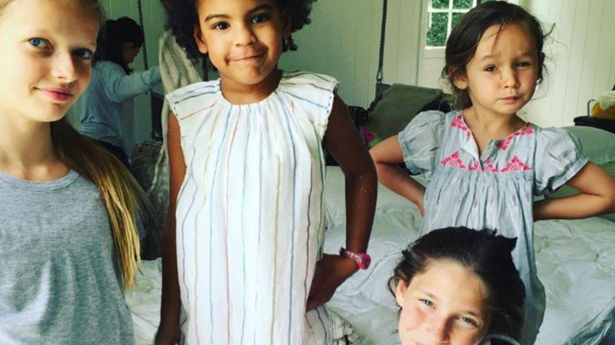 Les filles de Beyoncé et Gwyneth Paltrow amies comme leur mère