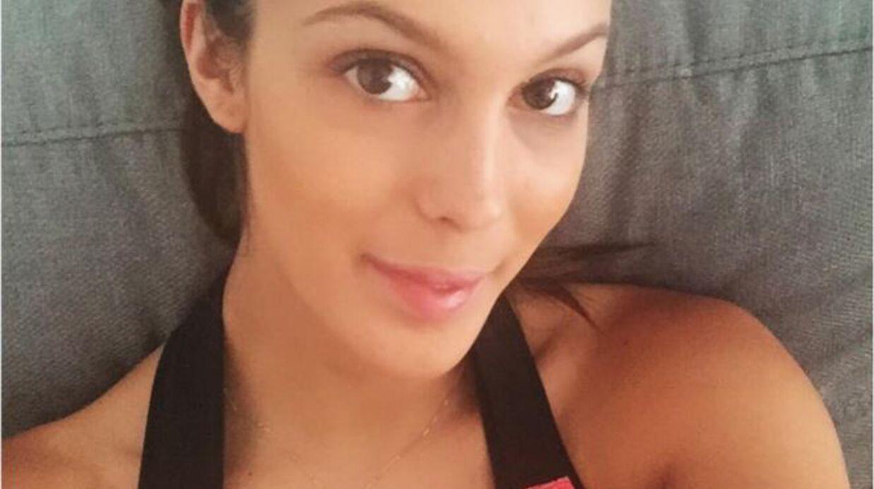 PHOTO Iris Mittenaere: Miss France poste un selfie sans maquillage